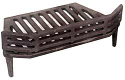 16 inch WW Stool Grate including upstand BG015