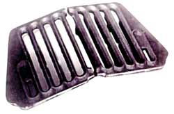 16 / 18 inch Super Draught Deluxe Grate BG061