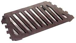 16 inch Queenette Grate with legs BG034