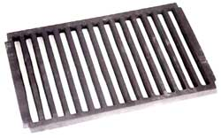 Large Dog Grate BG105